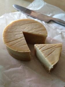Treeline Plain Aged Tree Nut Cheese   Vegan Nom Noms