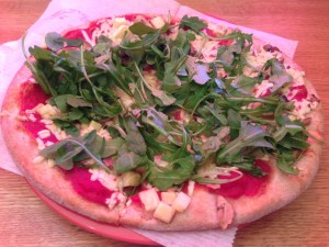 Couch Tomato Cafe Manyunk Philly Vegan Pizza | Vegan Nom Noms